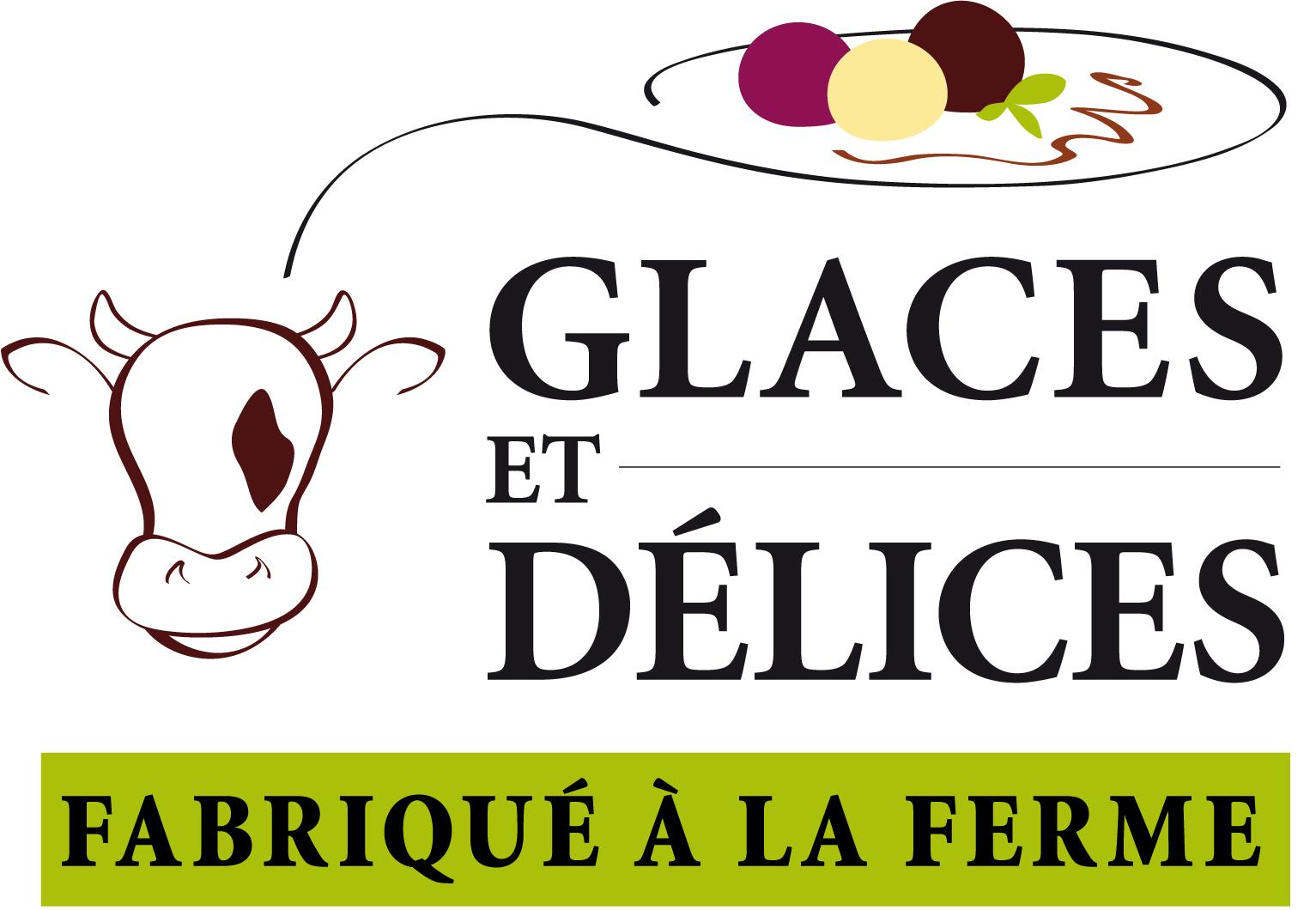 Logo glaces et delices 3